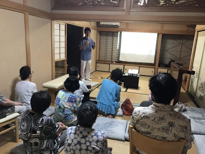 春日井出張波動セラピー講演会&体験会