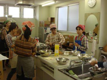 大豆ミートの料理教室♪