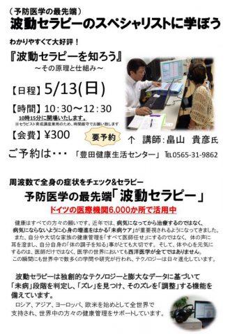 波動セラピー(メタトロン・ニュースキャン)
