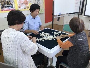 脳トレ麻雀教室 愛知県