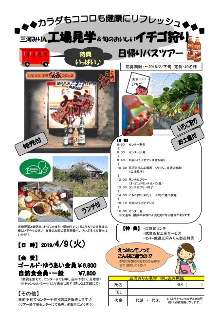三河みりん工場見学 2019