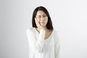 抜糸をすすめられたほどの歯痛が・・・