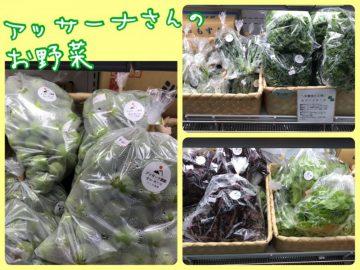 アッサーナ農園のお野菜